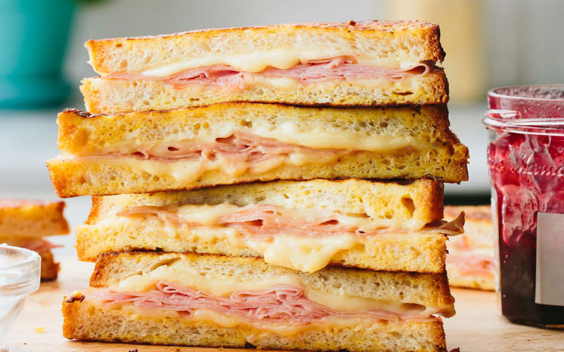 ساندویچ مونت کریستو