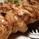 کباب مرغ مراکشی
